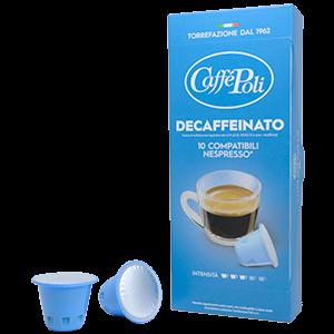 italian decaf coffee