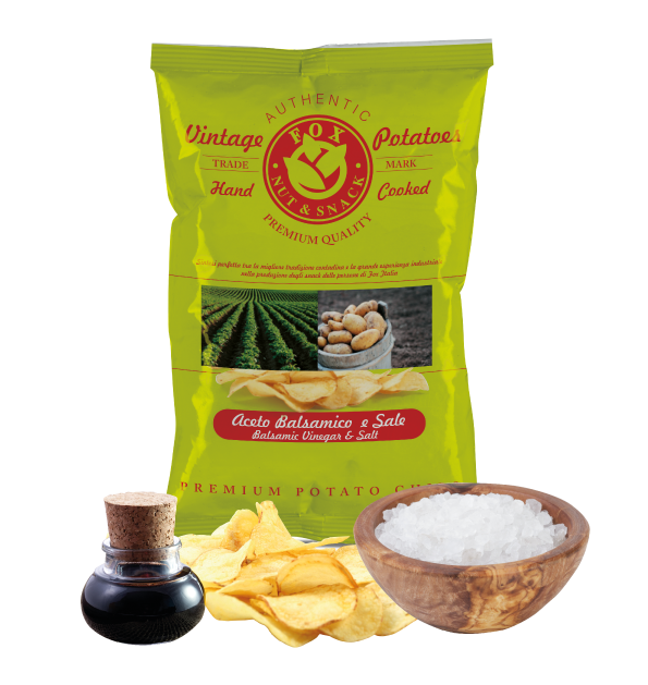 Aceto Balsamico Crisps
